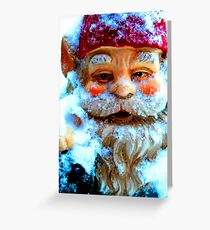 Cold Gerome Greeting Card