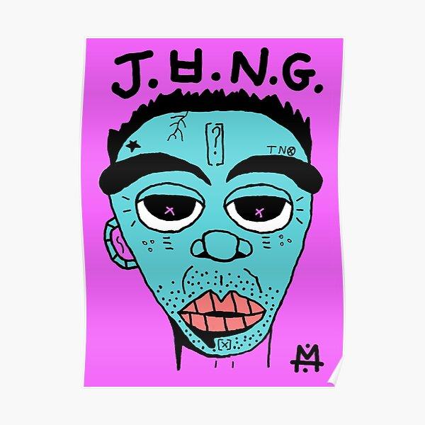 Scykosiz - J.A.N.G. Poster