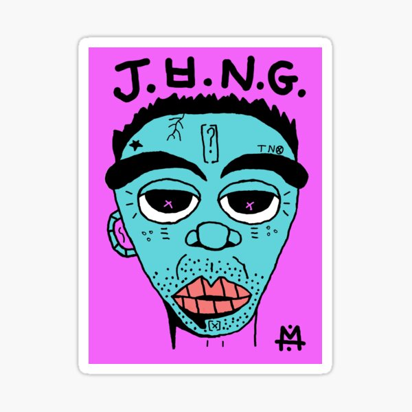 Scykosiz - J.A.N.G. Sticker