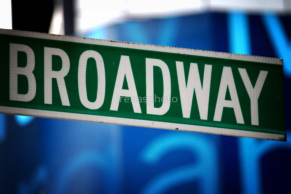 Broadway by Irenasphoto