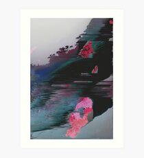 COV07 - LICHEN Art Print