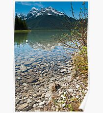 Spray Lakes Poster