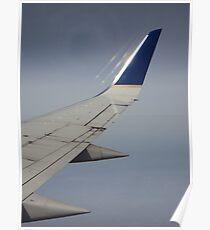 Wing Span Poster