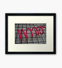 """""""S P R I N G T I M E"""" Framed Print"""