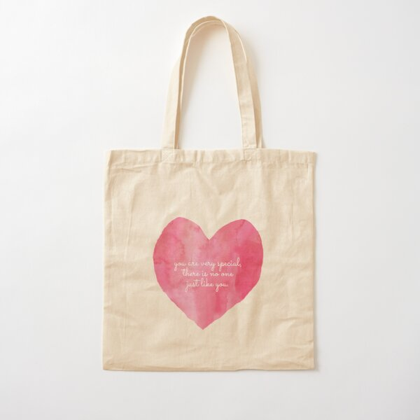 You Are Very Special  Cotton Tote Bag