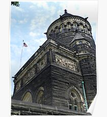 James A. Garfield Monument Poster