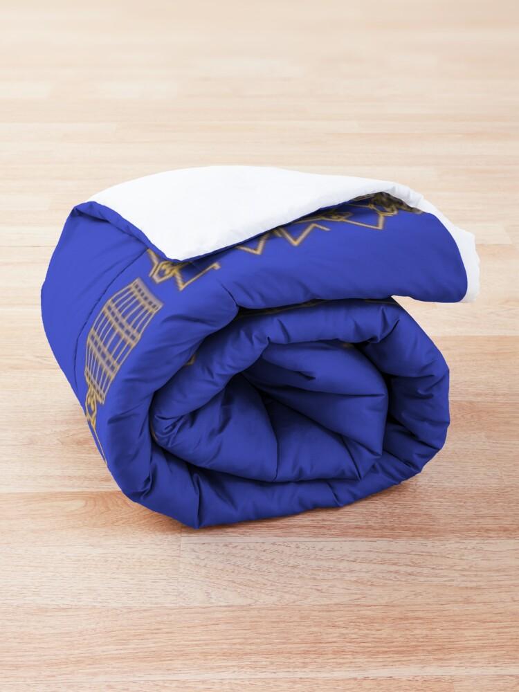 Alternate view of Barrel of Monkeys Comforter