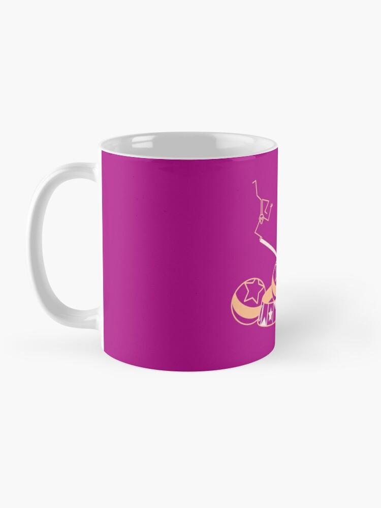 Alternate view of Elephant & Monkey Mug