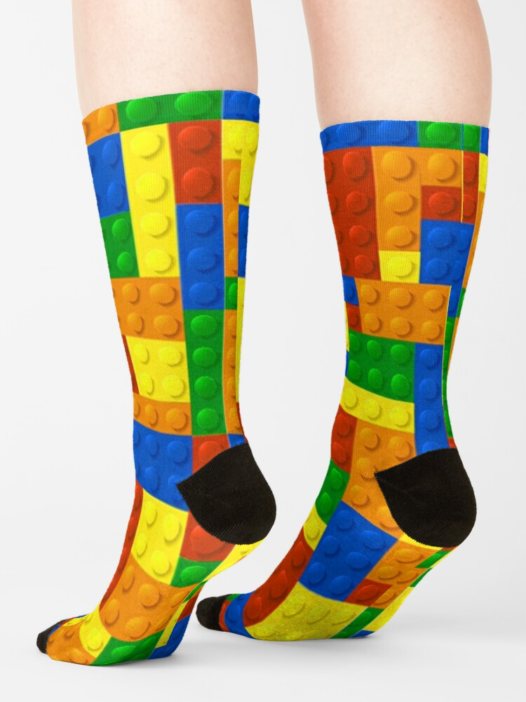 Alternate view of Lego Socks