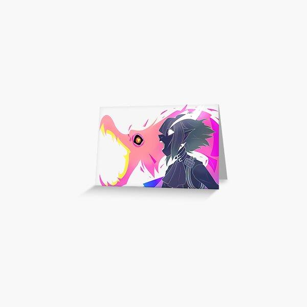 Lio Fotia [Promare] Greeting Card