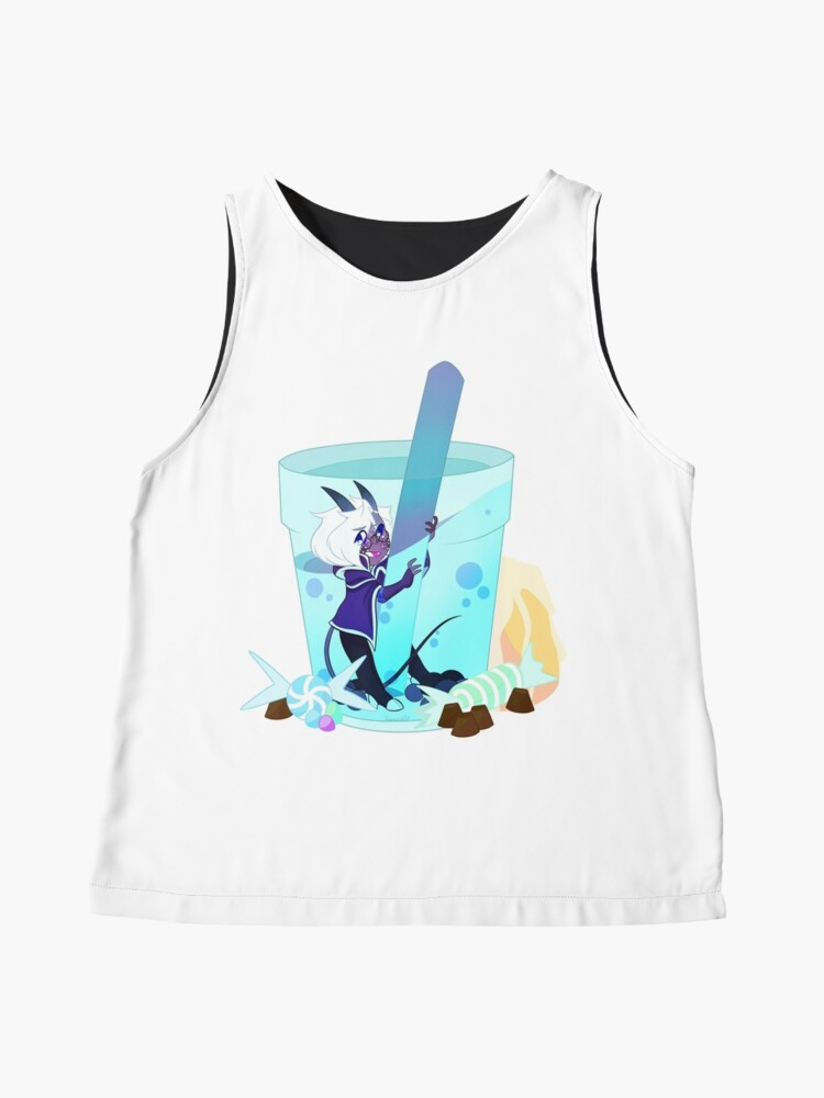 Alternate view of Boba Tea [Dungeons and Dragons] Sleeveless Top
