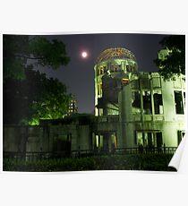 Hiroshima Peace Dome #2 Poster