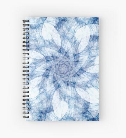 Winter Spin Spiral Notebook