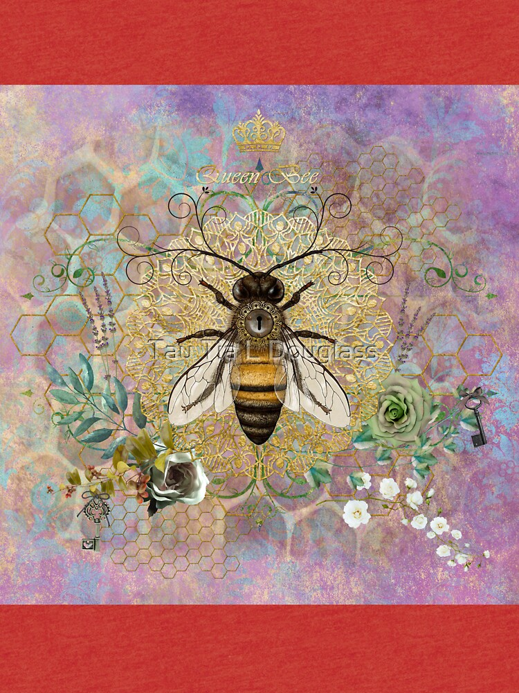 Queen Honey Bee by PurplePeacock