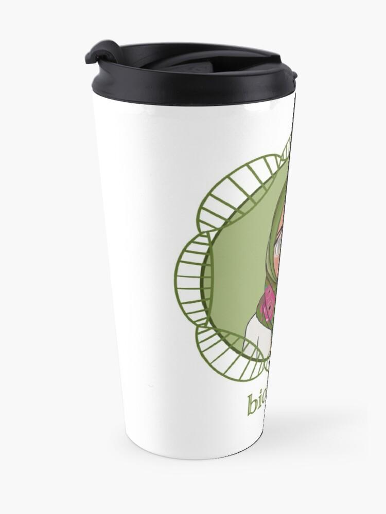 Alternate view of biologist Travel Mug