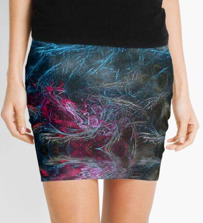SCARY AKTAL Mini Skirt