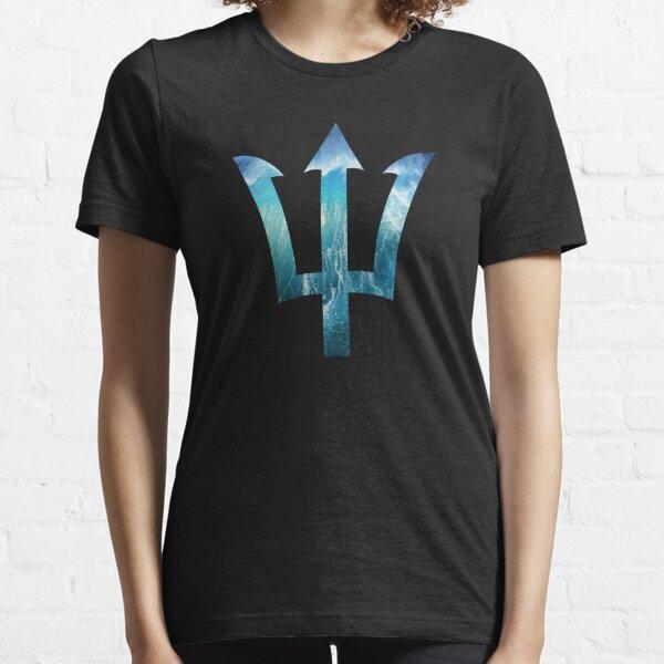 Poseidon Trident Ocean Essential T-Shirt