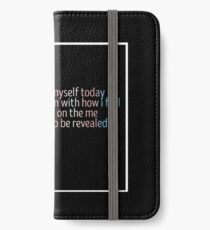 HRT Myself Alt 2 iPhone Wallet/Case/Skin
