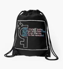 HRT Myself Alt 2 Drawstring Bag