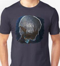 Fenris - The Chains Are Broken Unisex T-Shirt