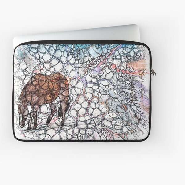 The Atlas of Dreams - Color Plate 178 Laptop Sleeve