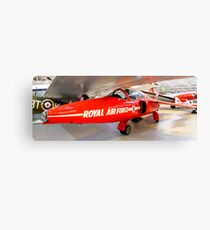 Red 3 Cosford  Canvas Print