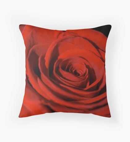 I am Rose Throw Pillow