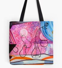 Still Life with Flowers. Tote Bag