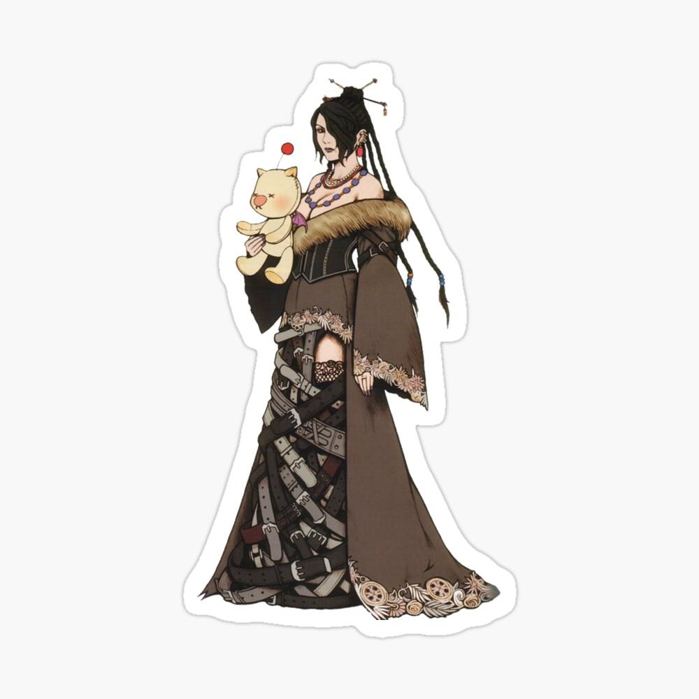 Final Fantasy Sticker Lulu