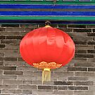 red lantern in Xi'an by anisja