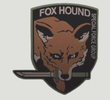 Fox Hound metal gear solid design