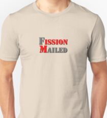 Fission Mailed, funny moment from metal gear solid Unisex T-Shirt