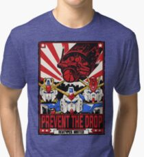 Prevent the Drop Tri-blend T-Shirt