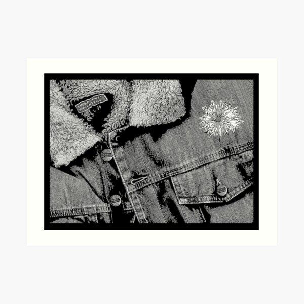 """Matts Smoking Jacket"" Art Print"