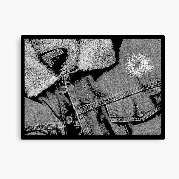 """Matts Smoking Jacket"" Canvas Print"