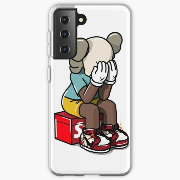 Crying Uniclo Samsung Galaxy Soft Case
