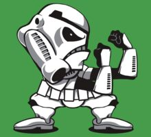 Fighting Stormtrooper