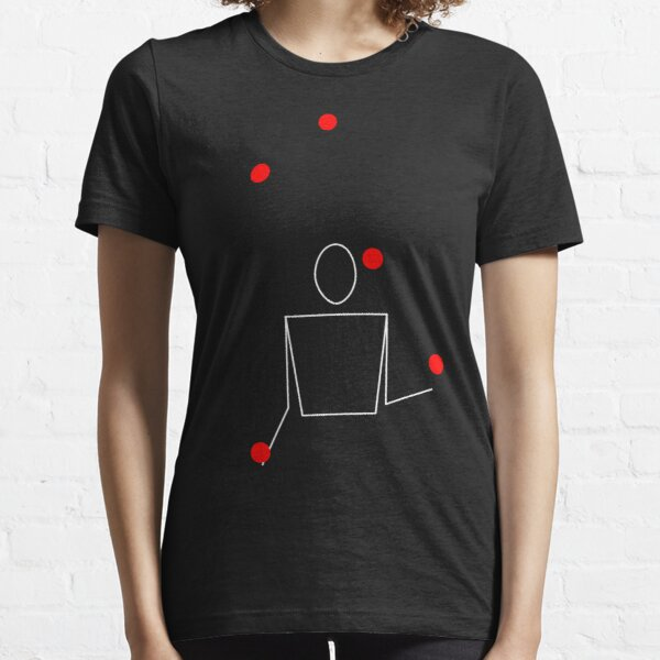 JugglingLab (Black) Essential T-Shirt