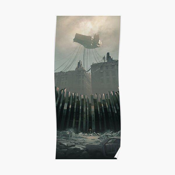 Half-Life Alyx Poster Poster