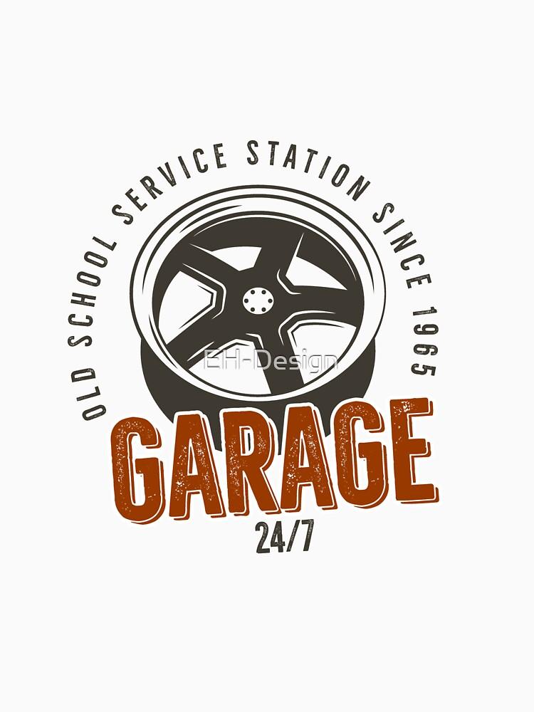 Garage 24/7 von EH-Design