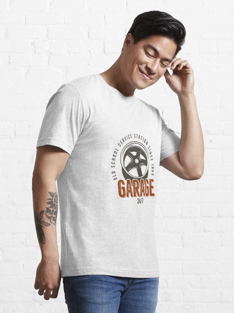 Alternative Ansicht von Garage 24/7 Essential T-Shirt
