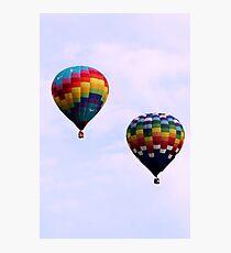 Colorful Giants Photographic Print