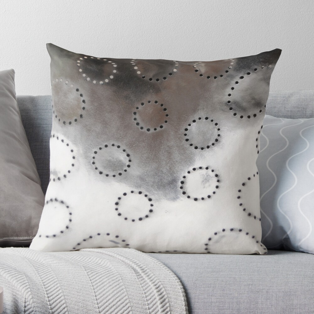 Steelband Steelpan Steeldrums Throw Pillow