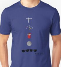 106 Miles to Chicago Unisex T-Shirt