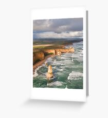 The Apostles II Greeting Card
