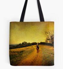 Hill End jackaroo Tote Bag