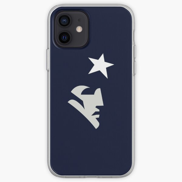 Patriots face iPhone Soft Case
