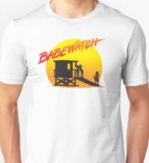 Babewatch (Baywatch) T-Shirt