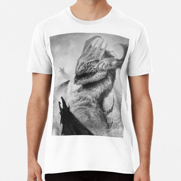 Dragon's Conjuring Premium T-Shirt