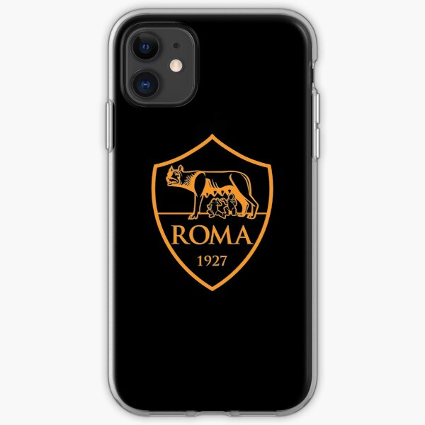 AS Roma iPhone Soft Case